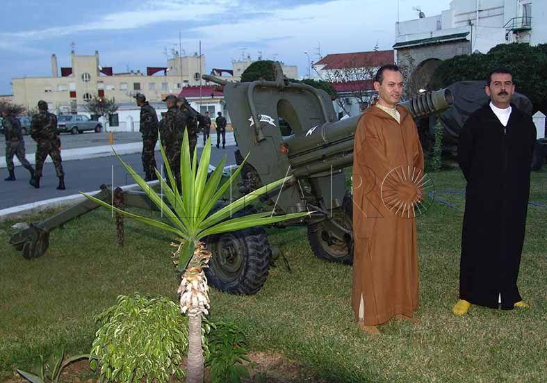 La Comgeceu facilita que los musulmanes salgan antes del cuartel para rezar el viernes