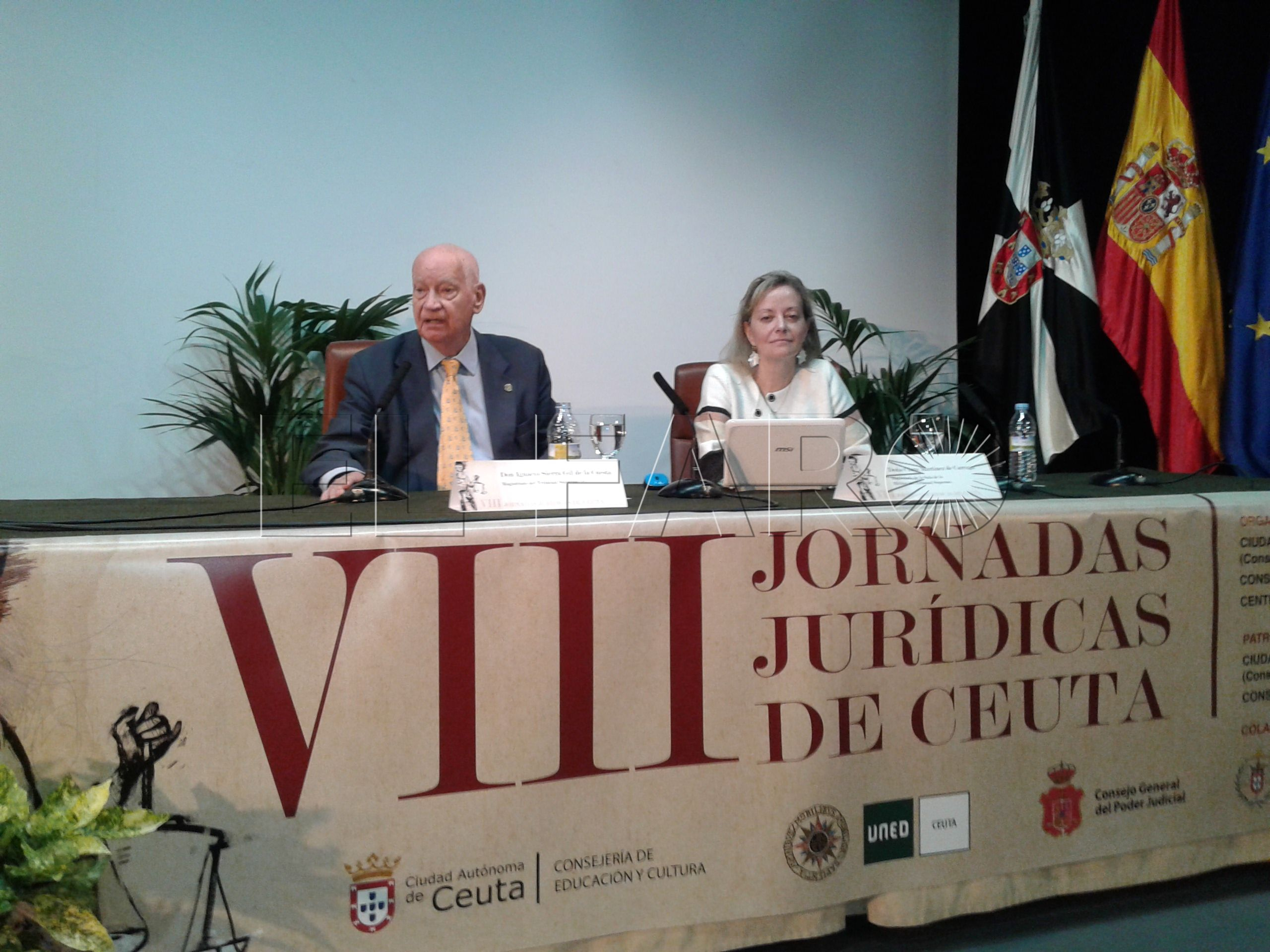 """""""La pervivencia de la jurisdicción militar es posible y deseable"""""""