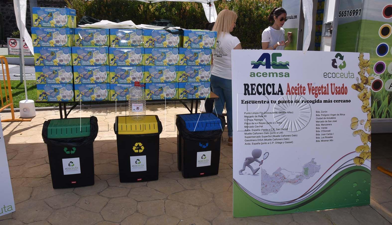 Concienciar sobre el reciclaje