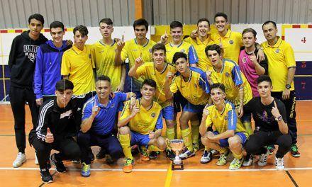 La UA Ceutí se hace con el título de liga