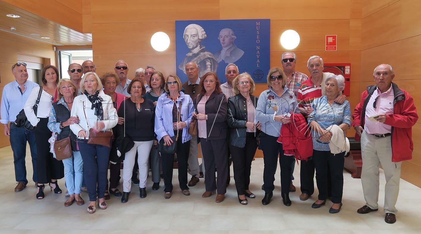 Visita al Museo Naval de San Fernando