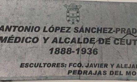 La placa de Sánchez Prado no especificó nunca que fue fusilado
