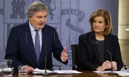 """Méndez de Vigo afirma que Ceuta y Melilla """"han sido, son y seguirán siendo españolas"""""""