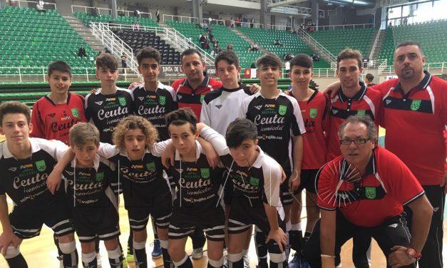 Los infantiles pierden 1-5 ante Andalucía y finalizan su participación en el Nacional