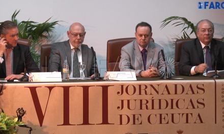 Las Jornadas Jurídicas de Ceuta se despiden hasta el año que viene