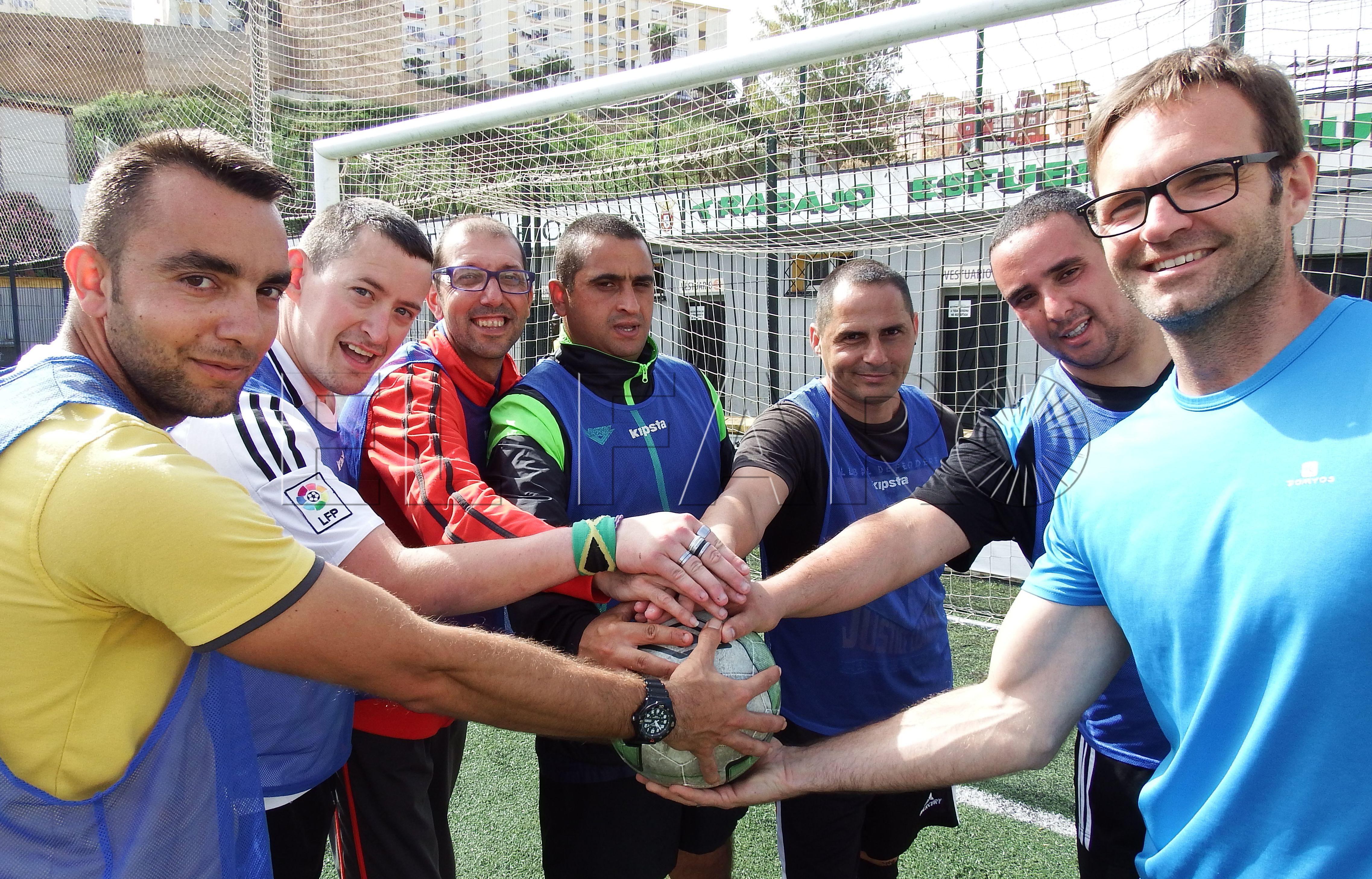 Plena inclusión Ceuta participa en el VII Campeonato Nacional de Fútbol 7 Unificado