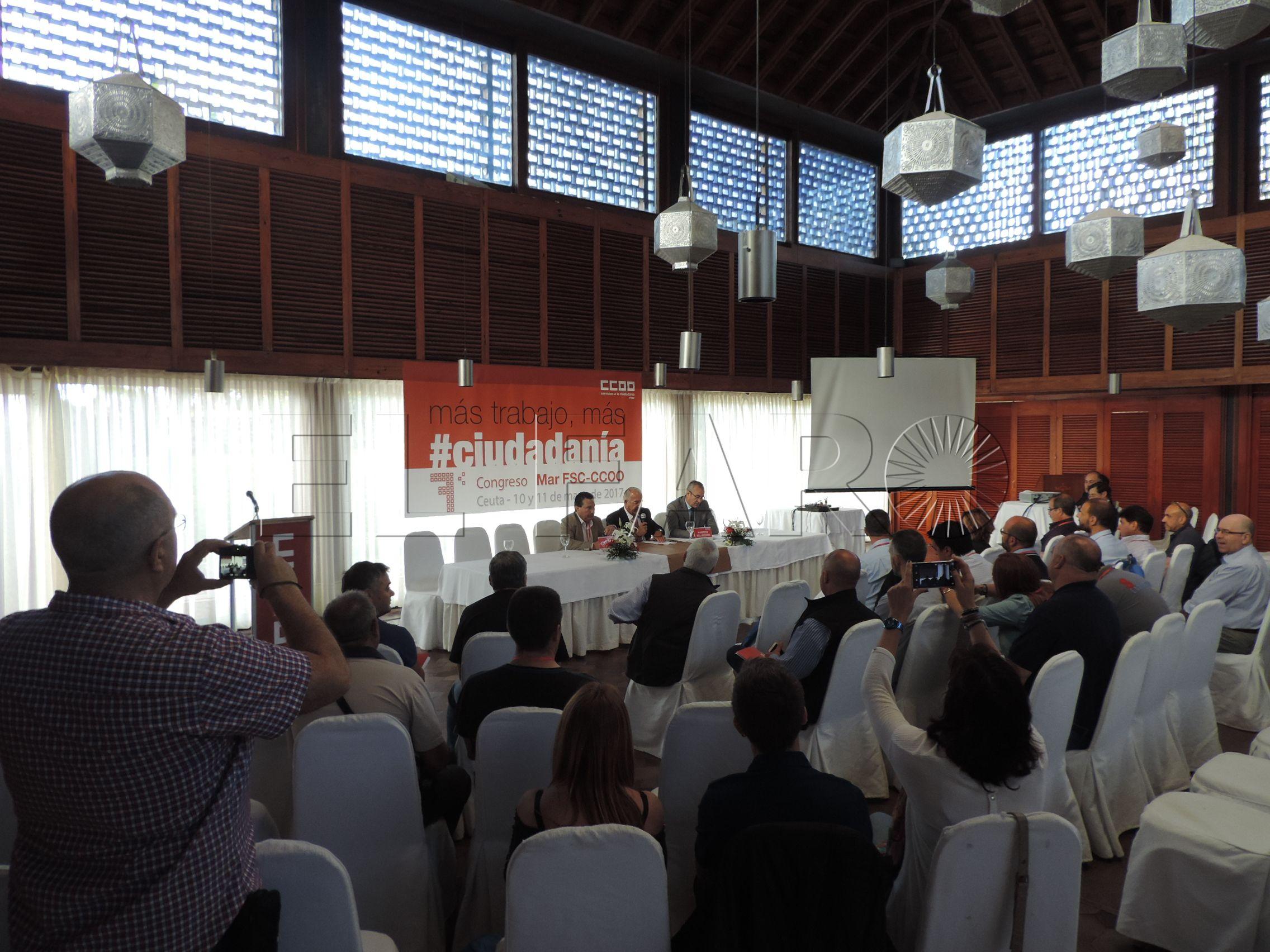 El Sector del Mar de CCOO decide las líneas generales de su acción sindical