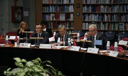 Ceuta participa en la primera reunión de la Comisión Permanente del Consejo Nacional de Protección Civil