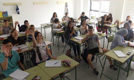 IES Clara Campoamor, el único centro de secundaria en la ciudad con nombre de mujer
