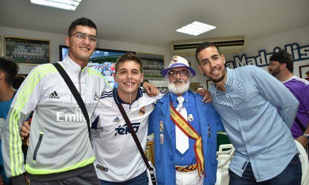 Ceuta festeja el alirón blanco