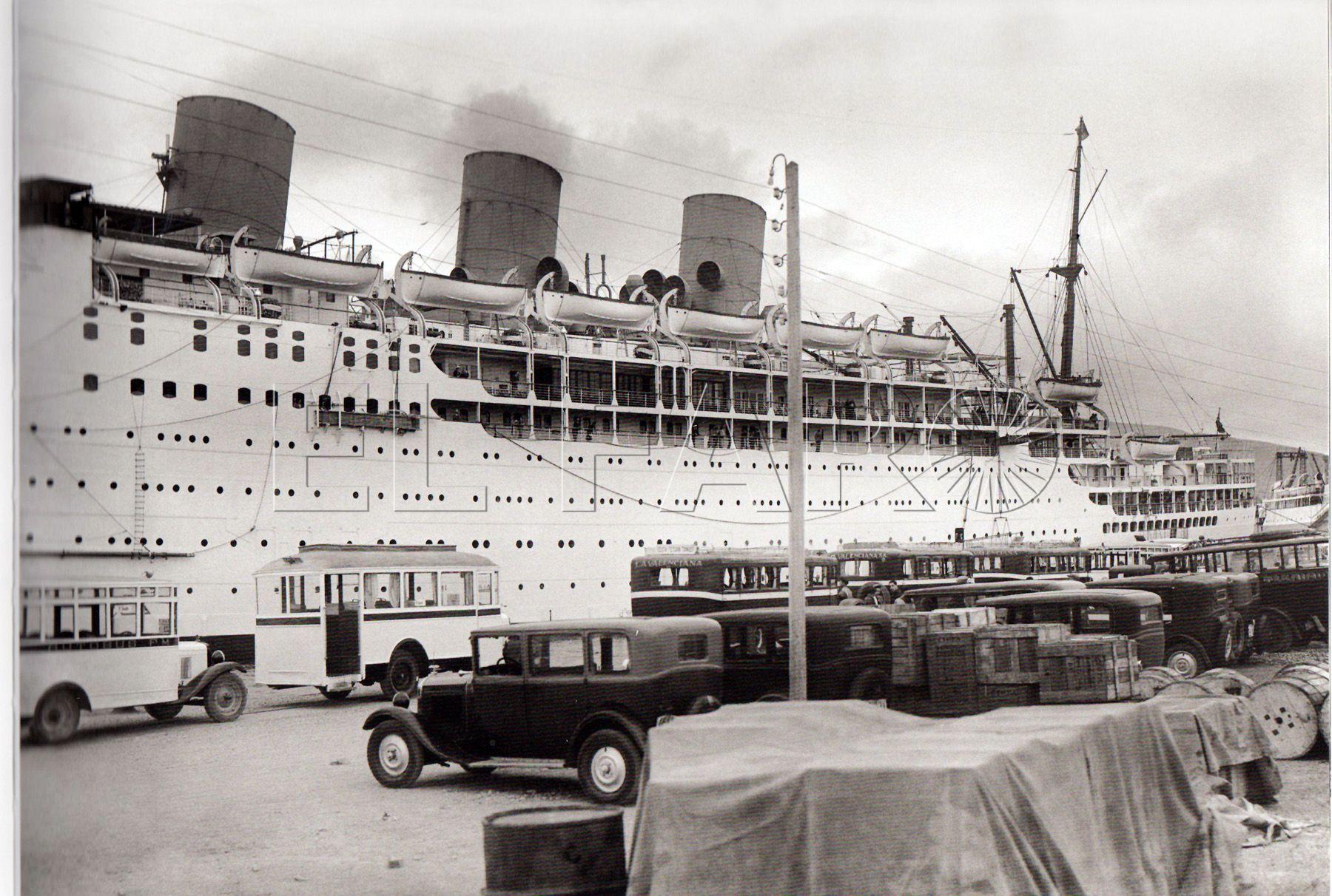 Cruceros hoy como ayer,  la misma cuestión