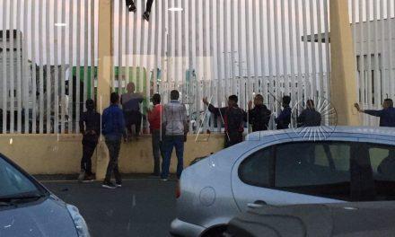 La Policía Nacional detiene a 17 argelinos en la zona del puerto y serán trasladados al CIE de Madrid