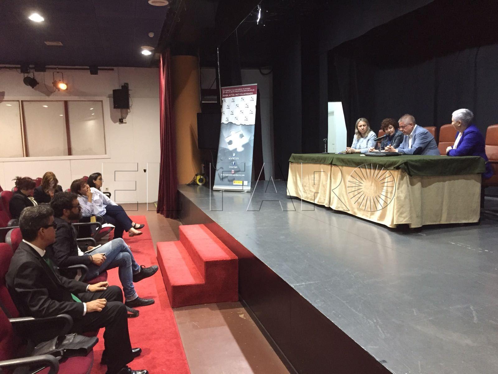 EAPN da el primer paso hacia la Plataforma del Tercer Sector en Ceuta