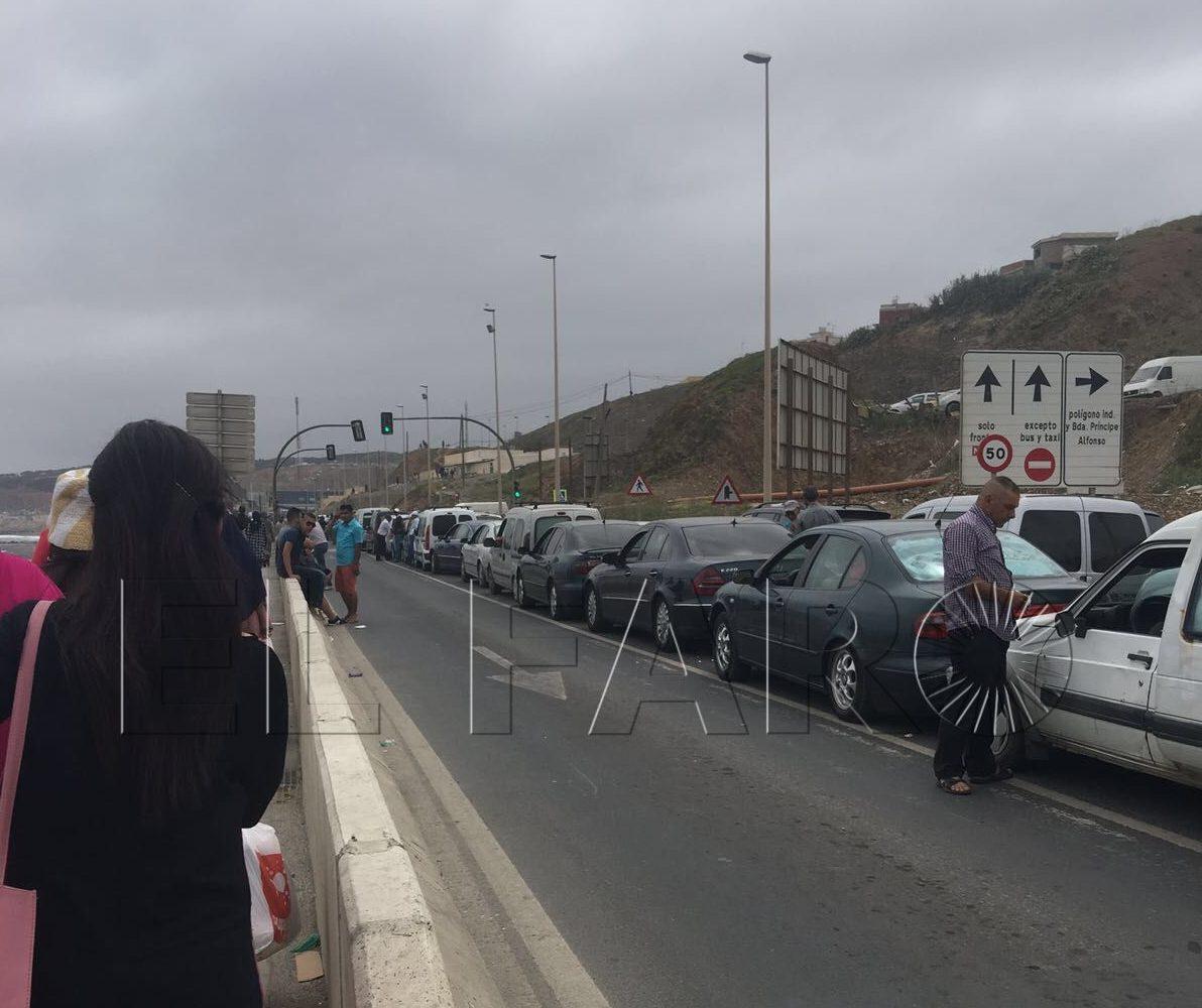¿La frontera no está caótica?