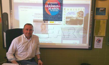 'Edrissis' se convierte en el primer centro de adultos de Ceuta en participar en 'Erasmus +'