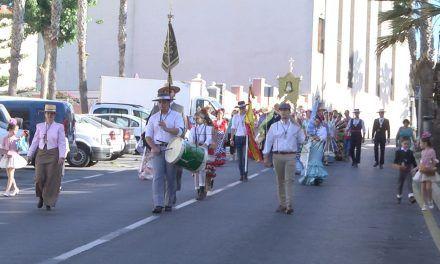 Los rocieros ceutíes se preparan para su peregrinación a la aldea almonteña