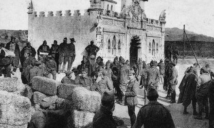 La tierra olvidada, Protectorado Español de Marruecos