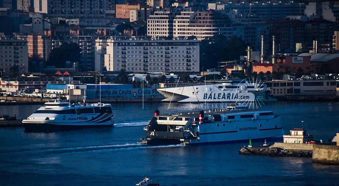 Un informe jurídico ve viable exigir a las navieras al menos una rotación diaria barata