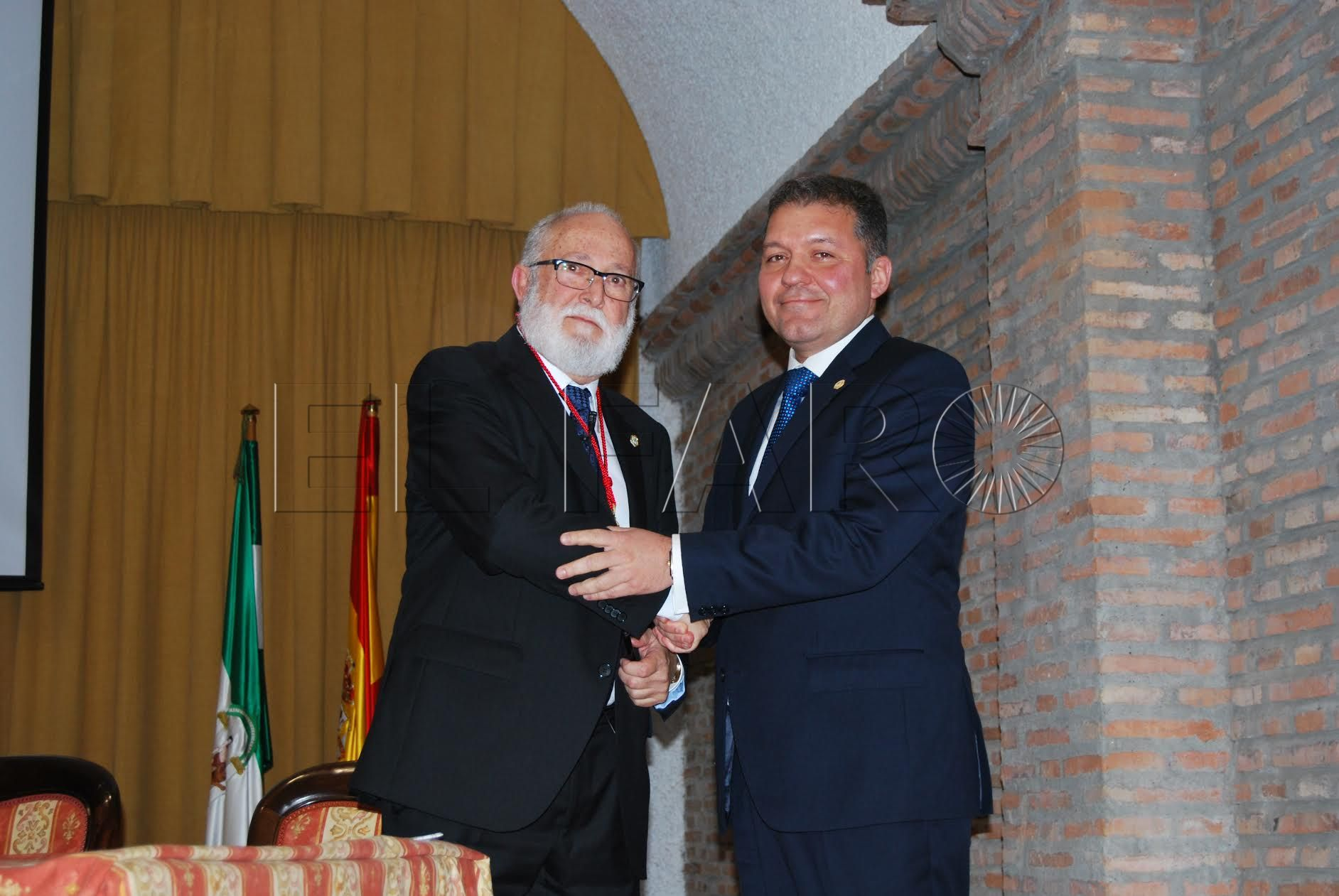Los colegios de médicos de Cádiz y Ceuta firman un acuerdo de formación