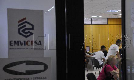 """Caballas denuncia un """"boquete"""" de un millón de euros en Emvicesa"""