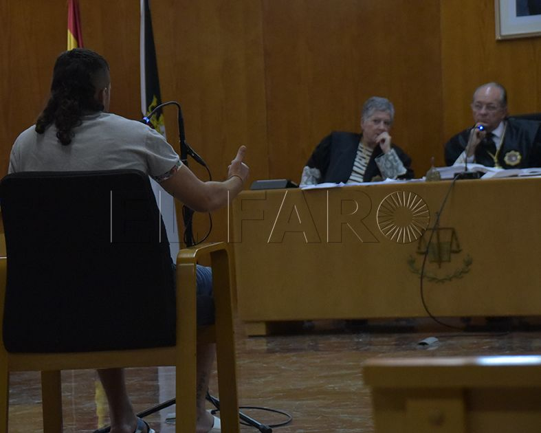 El TSJA desestima el recurso contra la condena a 'Rambo'