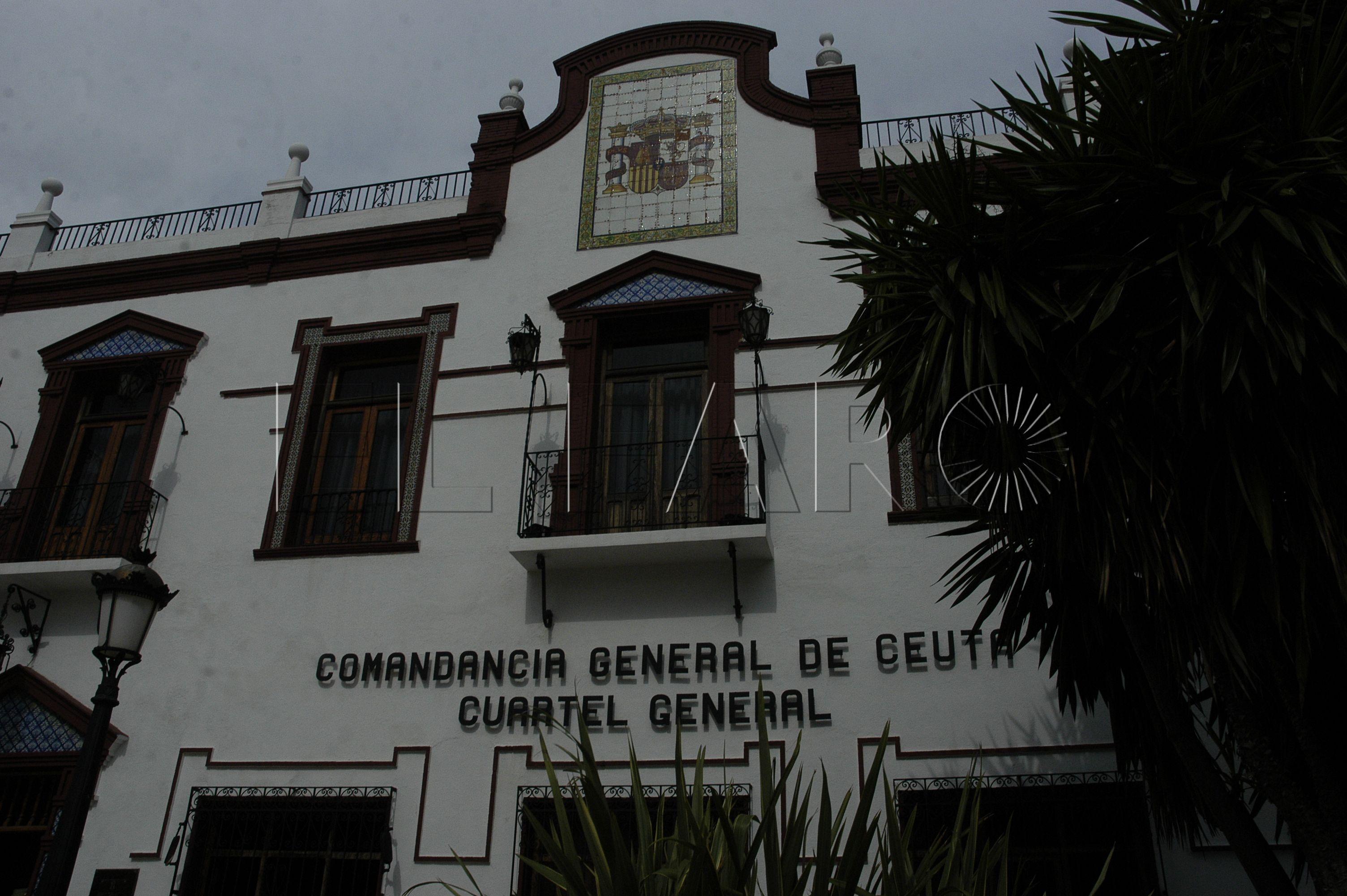 El teniente general jefe de la Fuerza Terrestre visita Ceuta este jueves
