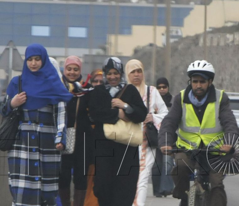 Solo 1.126 marroquíes empleadas  del hogar tienen contrato de trabajo