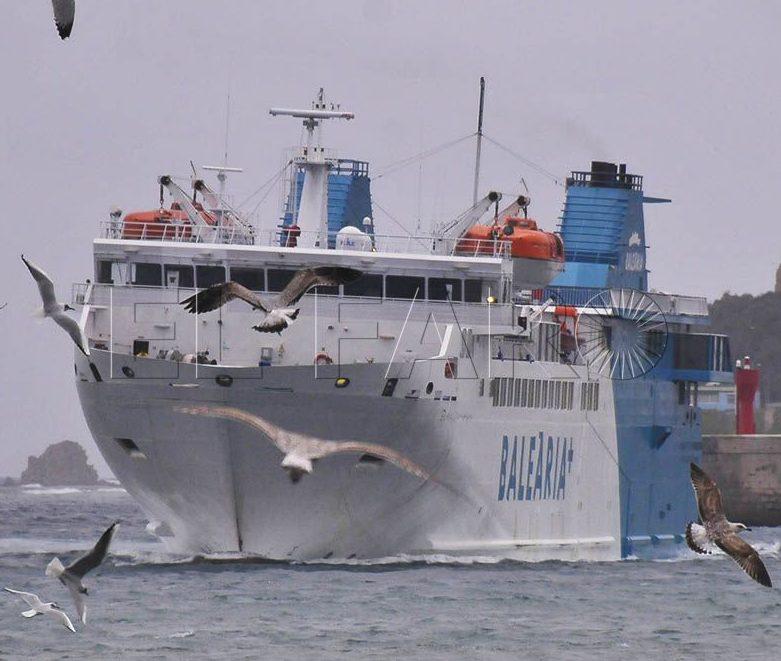 Baleària alcanzó los 3,5 millones de pasajeros durante el pasado año