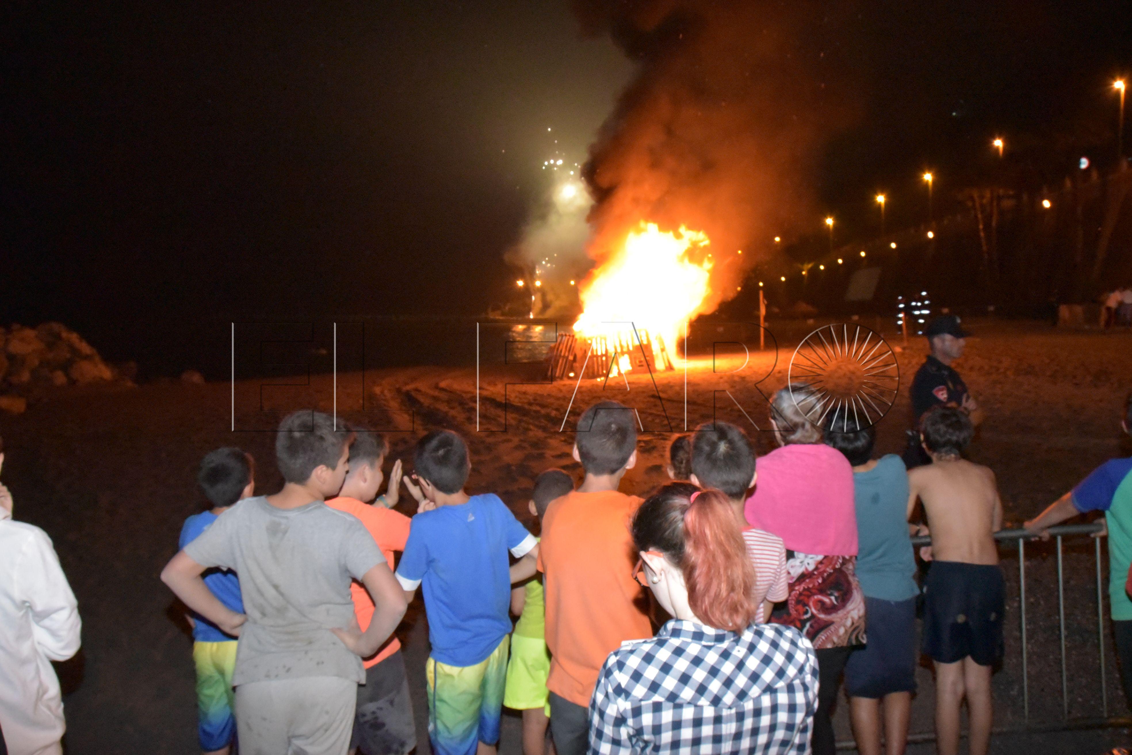 La Consejería de Fiestas ya tiene preparado el dispositivo de la Noche de San Juan