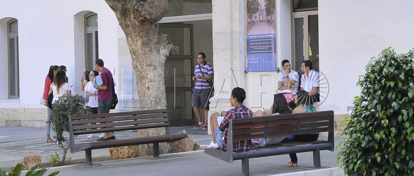 Los universitarios recibirán bonificaciones de hasta el 99% a partir de septiembre