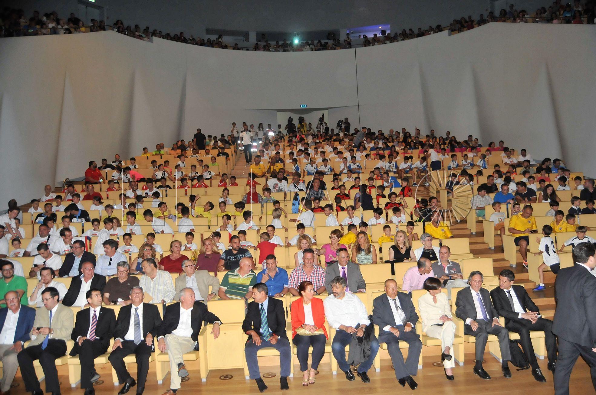 El lunes 19 se celebrará la Gala de la Federación de Fútbol