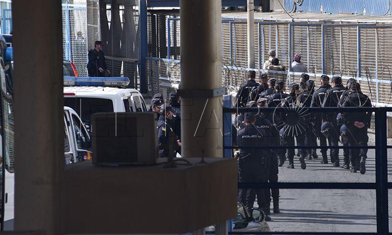 ARP propone ocho medidas para mejorar la seguridad en el campo de Gibraltar