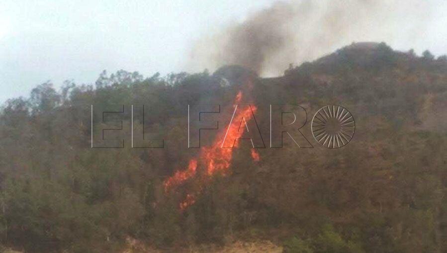 La sanción a Defensa por el incendio en 'La Tortuga' se resolverá en días