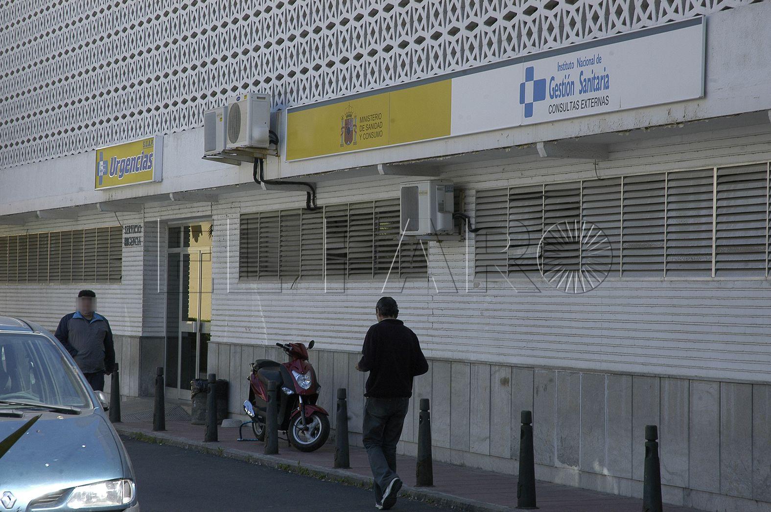 El agresor del médico del 'Lafont' condenado a cuatro meses de prisión