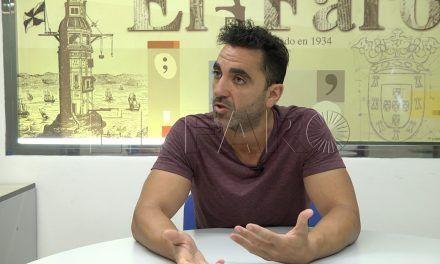 Un bombero del SEIS colaborará con una ONG en aguas de Libia
