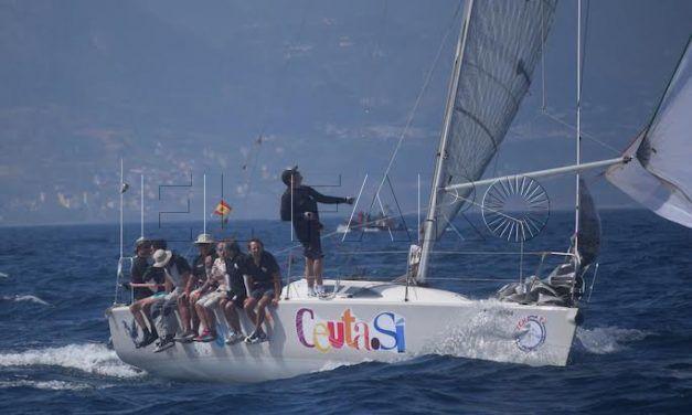El 'Ceuta.Sí' vuelve a la carga en la Liga del Estrecho