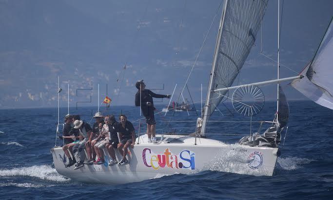 La IV Strait Challenge, para el 'Ceuta Sí', de Sergio Llorca