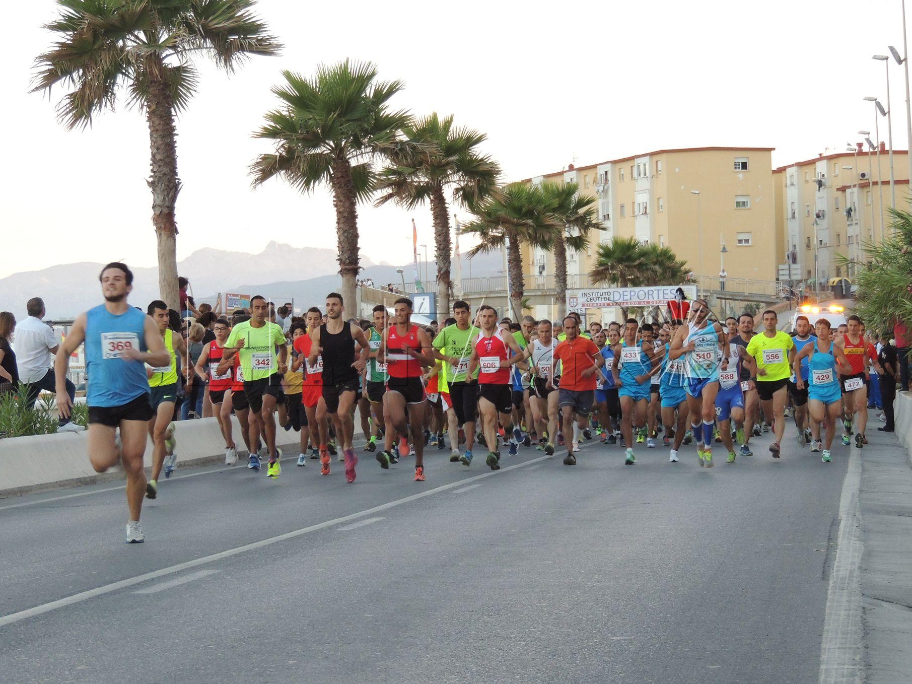 Más de 400 participantes para 'San Juan'