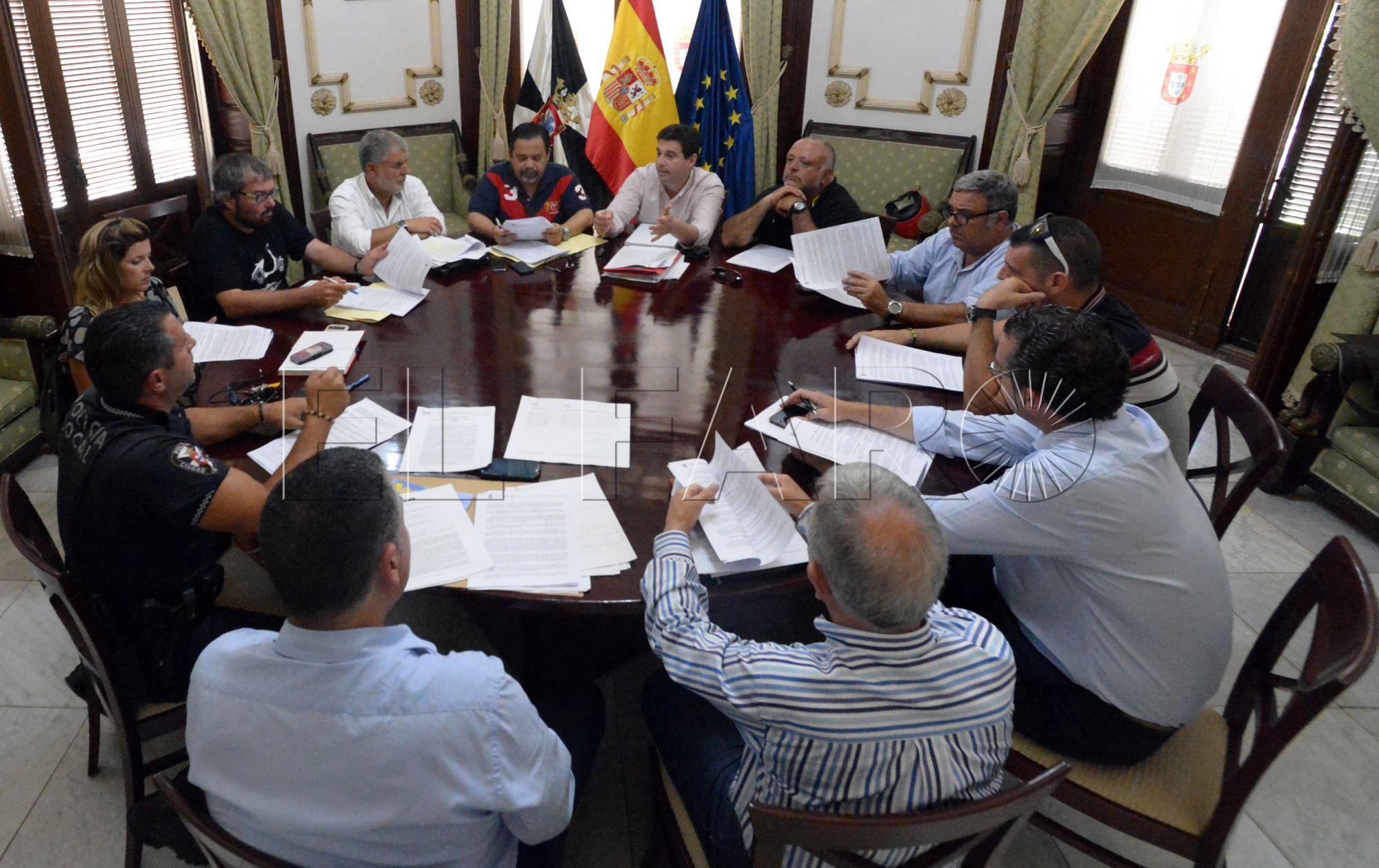 """La Asociación Náuticos de Ceuta critica la """"dejadez"""" con el Reglamento de Pesca Marítima de Recreo"""