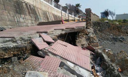 La Ciudad acometerá la reforma de la rampa de la playa de Juan XXIII