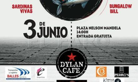 B-Free abre la música local al gran público en el festival 'Caballa Rock'