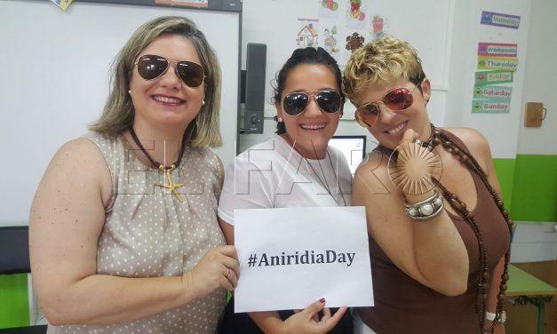 Una jornada de apoyo a Lina y a los afectados por la aniridia, en el 'Mare Nostrum'