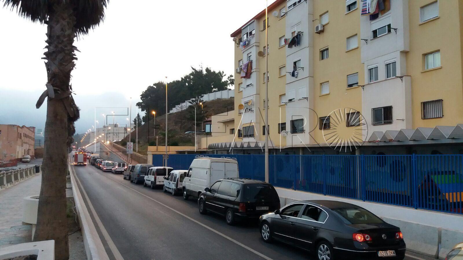 El dueño del coche-patera conduce al entrar en Ceuta y el chófer al salir a Marruecos