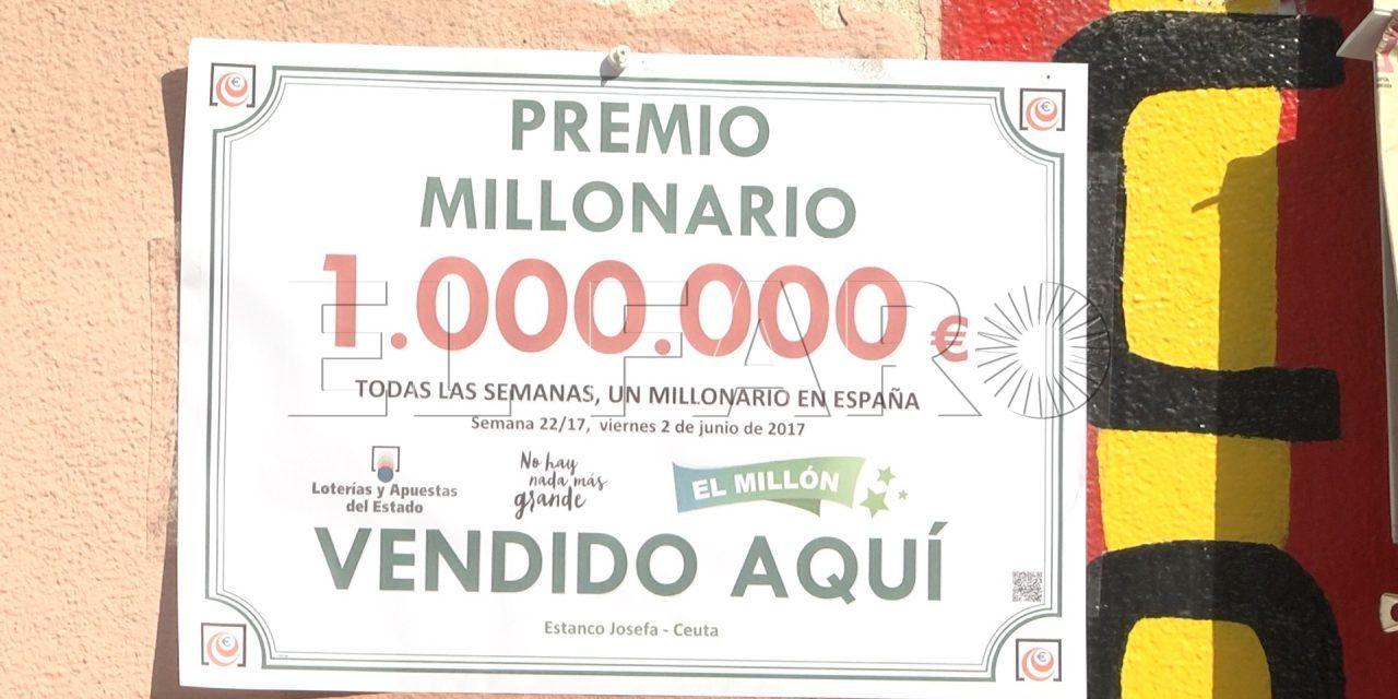 Un nuevo millonario en Ceuta