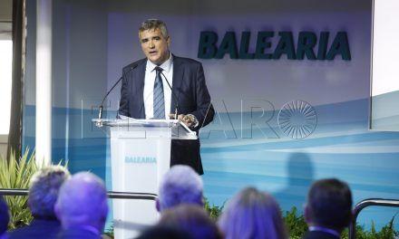Baleària apuesta por el 'smart maritime' para avanzar en la ecoeficiencia y el desarrollo sostenible de su proyecto empresarial