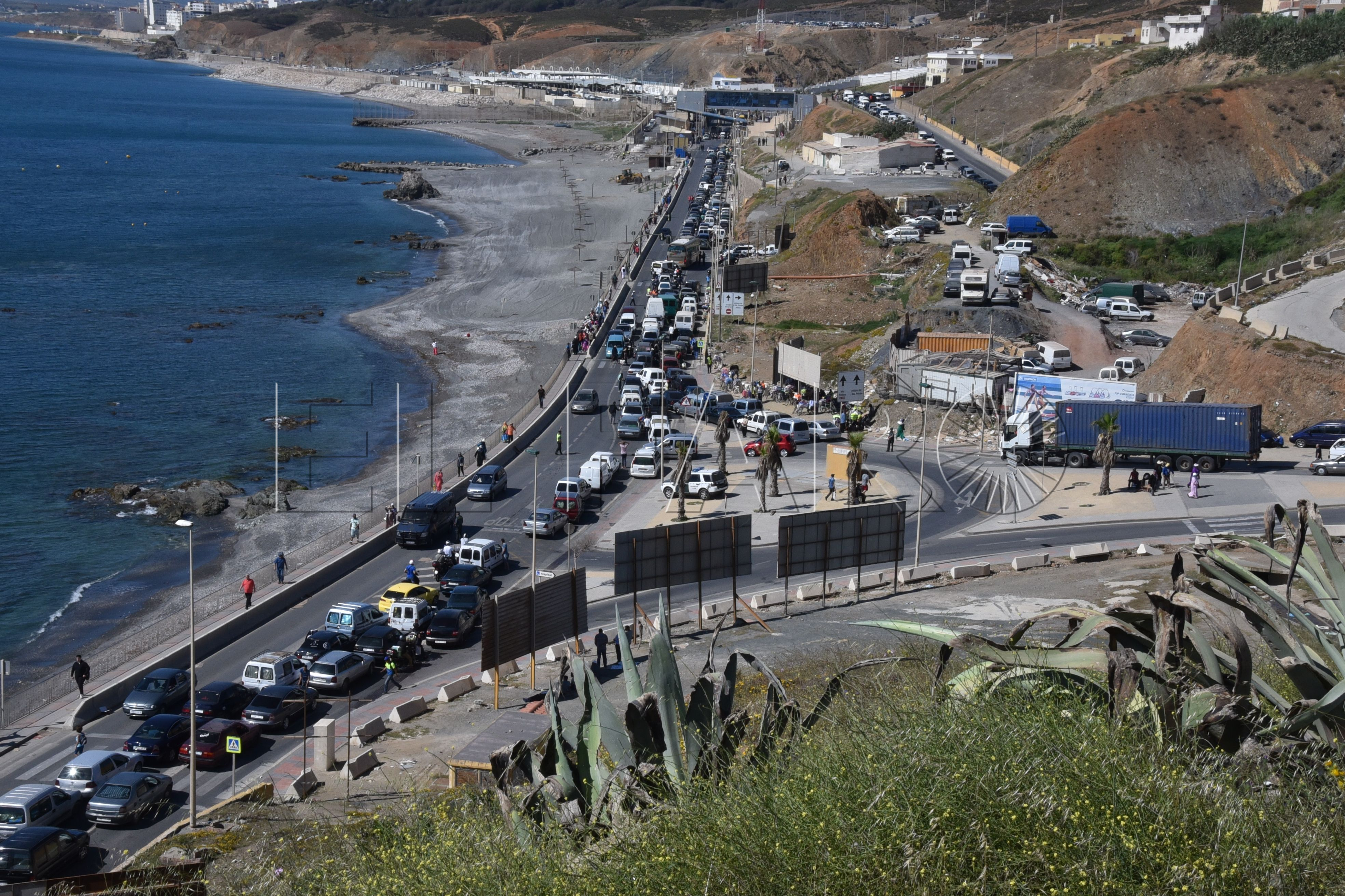 Fomento licita el contrato para conservación y explotación en carreteras de Ceuta