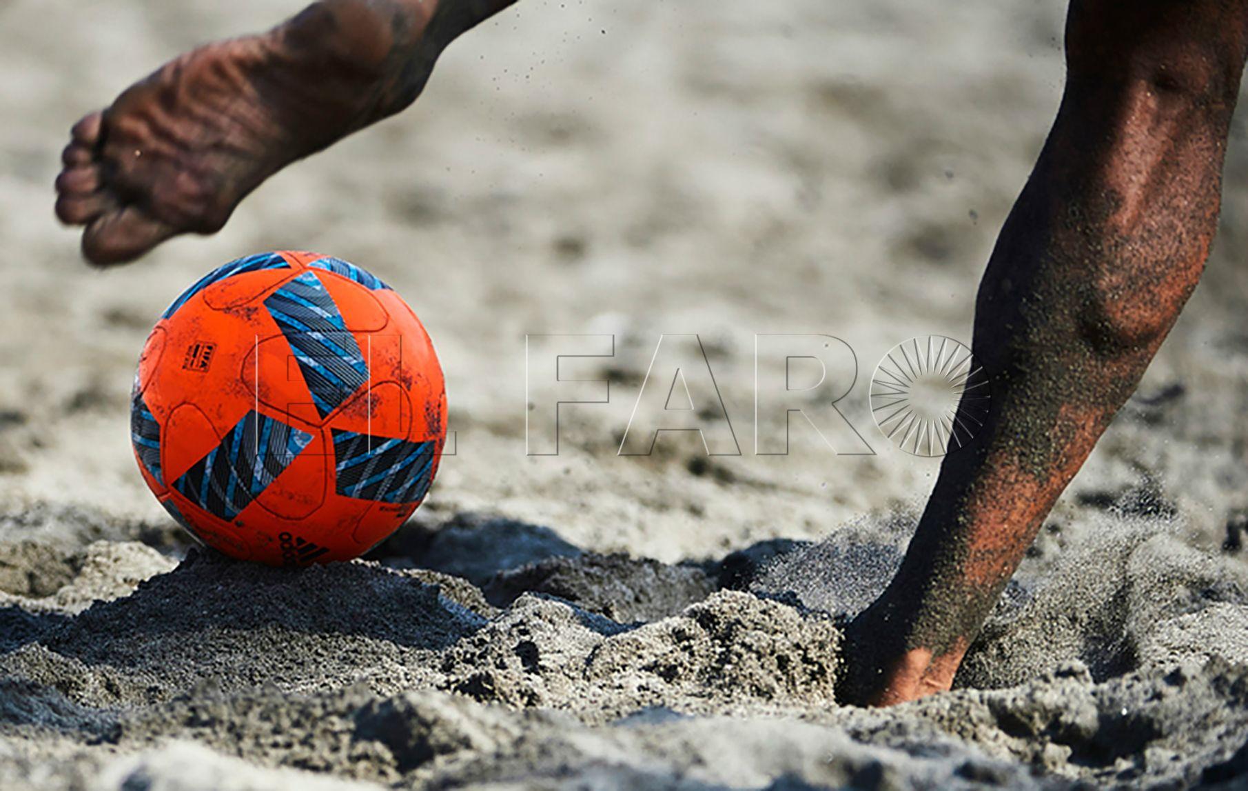 Ceuta estará en el Nacional de fútbol-playa