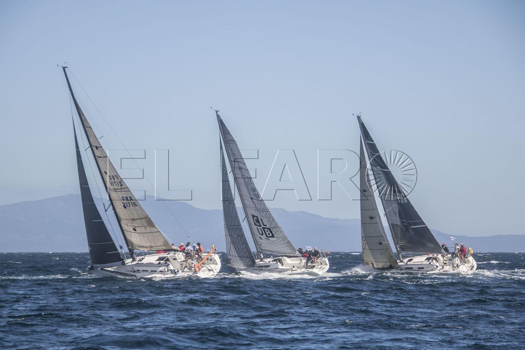 La vela unirá el sábado Algeciras, Tarifa y Ceuta