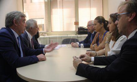 Los Senadores de Ceuta y Melilla proponen crear un Grupo Territorial conjunto
