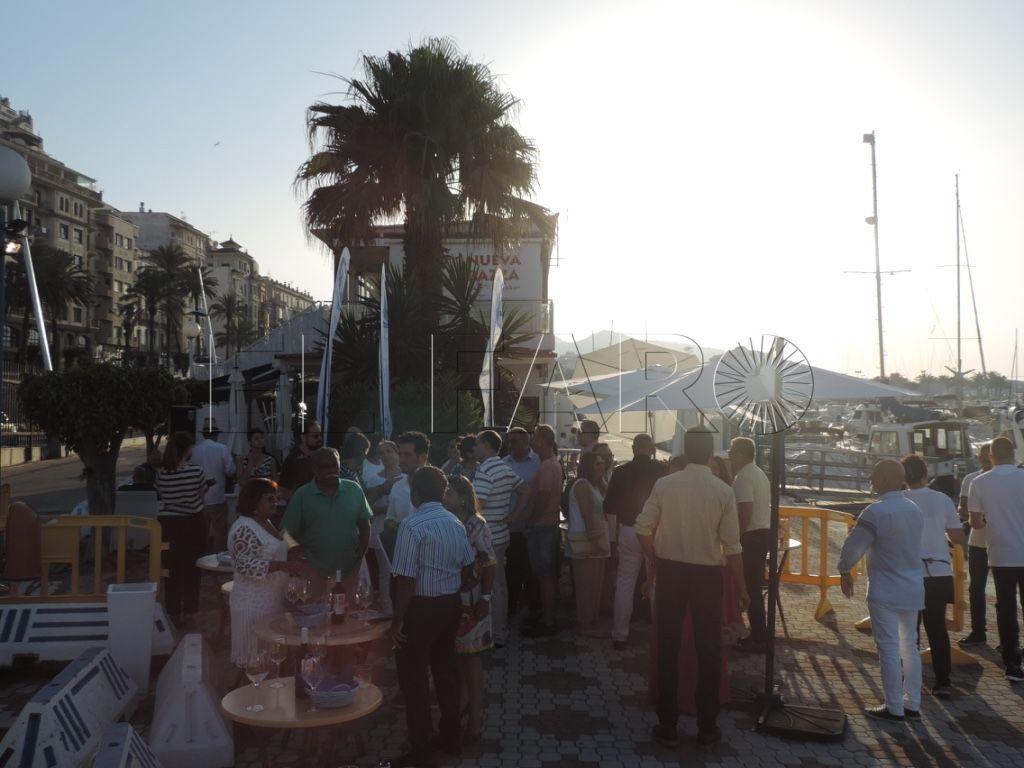 Ceuta Global Yatching levanta anclas